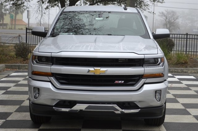 2019 Silverado 1500 Double Cab 4x4,  Pickup #U1656 - photo 4