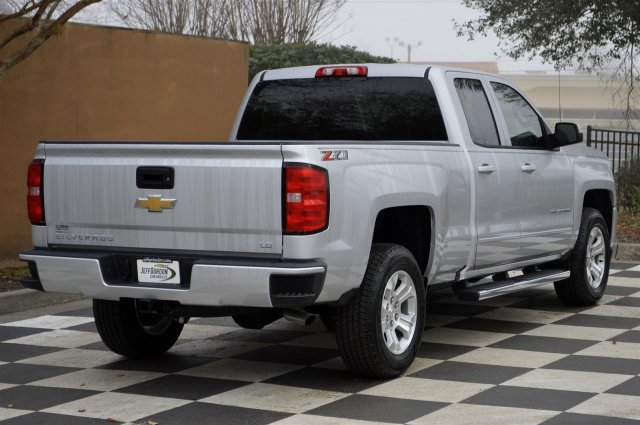 2019 Silverado 1500 Double Cab 4x4,  Pickup #U1656 - photo 2