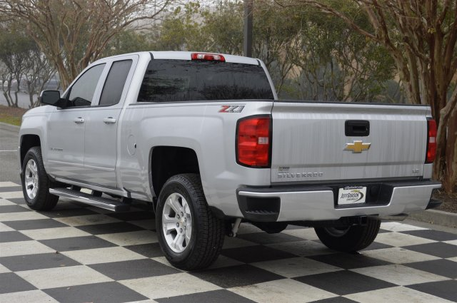 2019 Silverado 1500 Double Cab 4x4,  Pickup #U1656 - photo 5