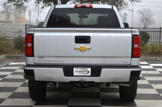 2019 Silverado 1500 Double Cab 4x4,  Pickup #U1656 - photo 6