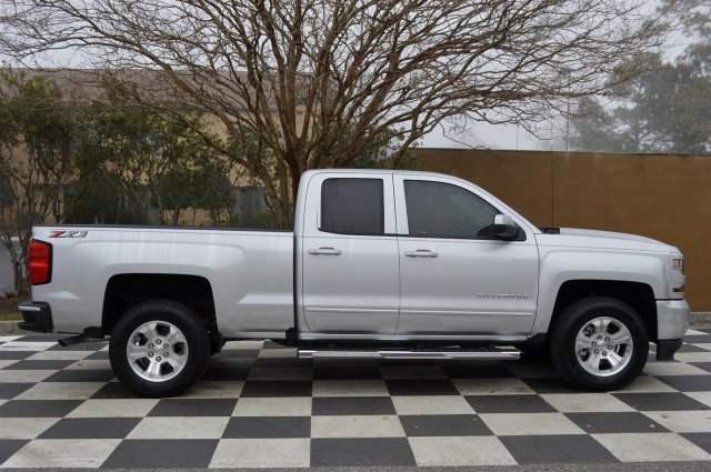 2019 Silverado 1500 Double Cab 4x4,  Pickup #U1656 - photo 8