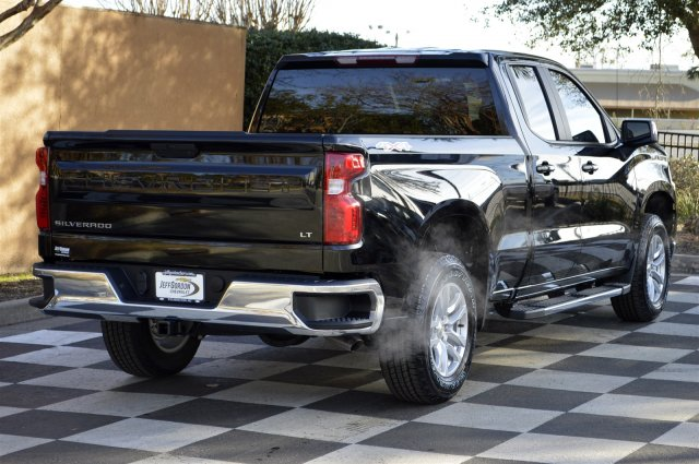 2019 Silverado 1500 Double Cab 4x4,  Pickup #U1733 - photo 1