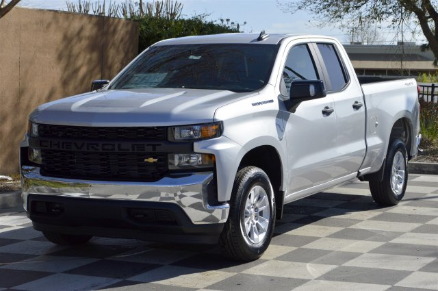 2019 Silverado 1500 Double Cab 4x4,  Pickup #U2111 - photo 3
