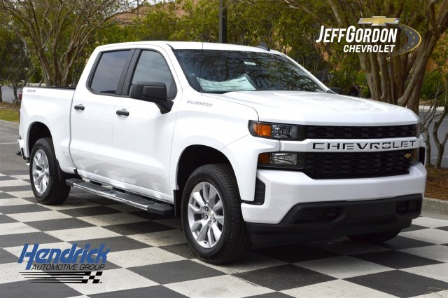2019 Silverado 1500 Crew Cab 4x4,  Pickup #U2140 - photo 1