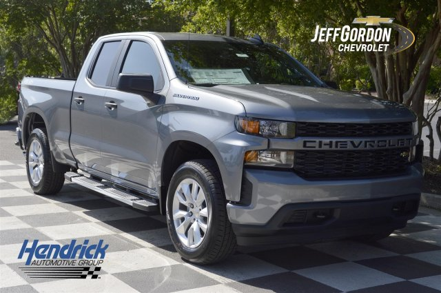 2019 Silverado 1500 Double Cab 4x4,  Pickup #U2183 - photo 1