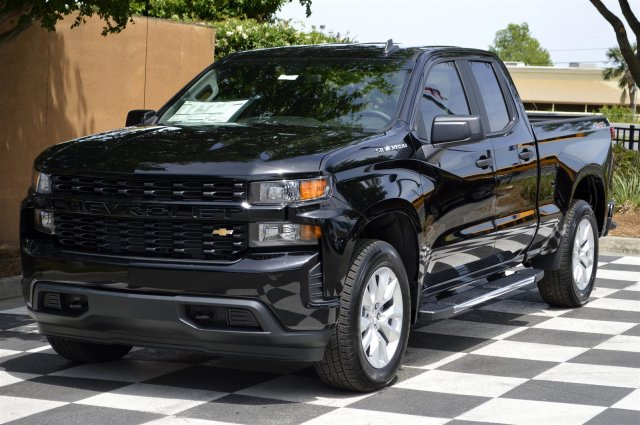2019 Silverado 1500 Double Cab 4x4,  Pickup #U2215 - photo 3
