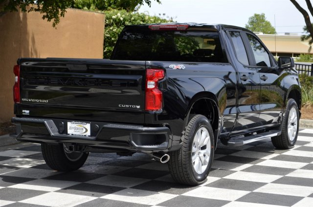 2019 Silverado 1500 Double Cab 4x4,  Pickup #U2215 - photo 1
