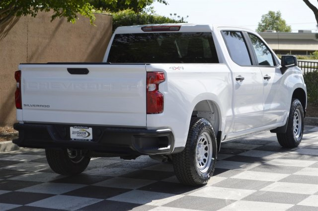 2019 Silverado 1500 Crew Cab 4x4,  Pickup #U2242 - photo 1