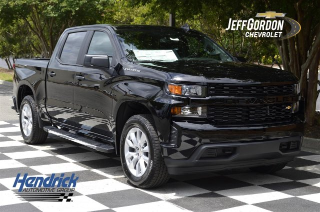 2019 Silverado 1500 Crew Cab 4x2,  Pickup #U2253 - photo 1