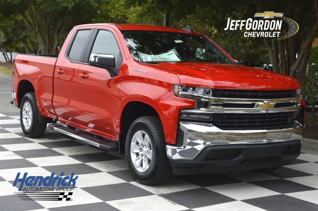 2019 Silverado 1500 Double Cab 4x2,  Pickup #U2333 - photo 1