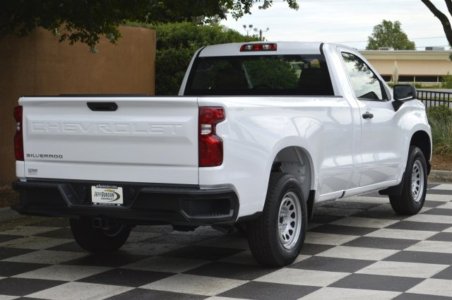 2019 Silverado 1500 Regular Cab 4x2,  Pickup #U2448 - photo 1
