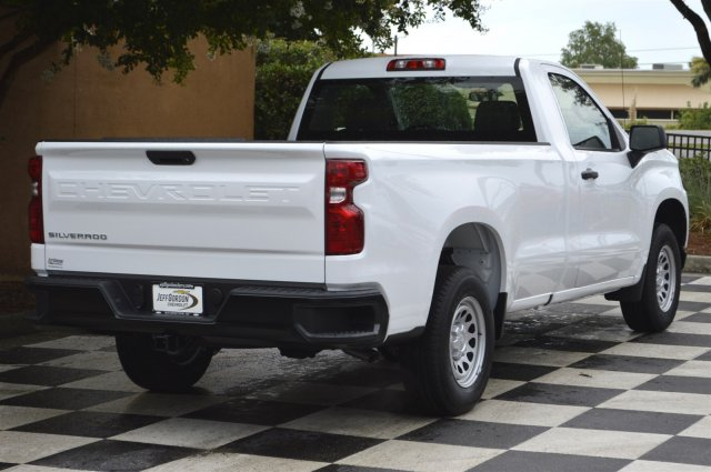 2019 Silverado 1500 Regular Cab 4x2,  Pickup #U2461 - photo 1