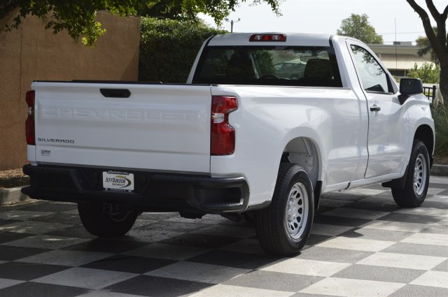 2019 Silverado 1500 Regular Cab 4x2,  Pickup #U2519 - photo 1