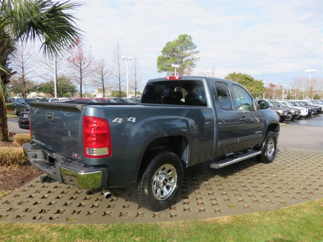 2011 Sierra 1500 Extended Cab 4x4, Pickup #X24091 - photo 7
