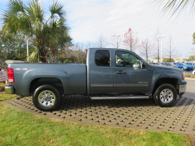 2011 Sierra 1500 Extended Cab 4x4, Pickup #X24091 - photo 8