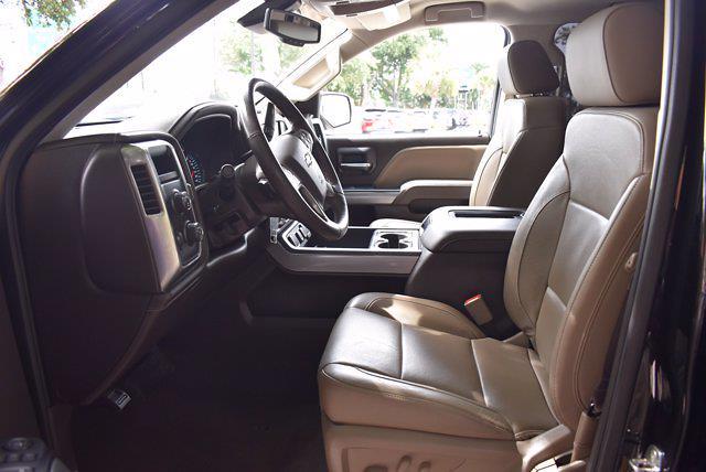 2017 Chevrolet Silverado 1500 Crew Cab 4x4, Pickup #X29786 - photo 11