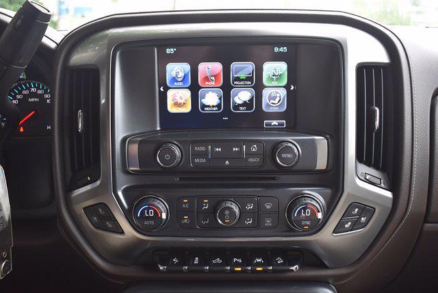 2017 Chevrolet Silverado 1500 Crew Cab 4x4, Pickup #X29786 - photo 21