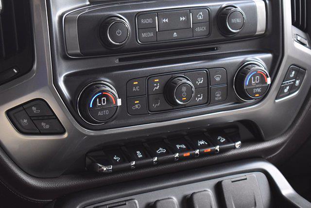 2017 Chevrolet Silverado 1500 Crew Cab 4x4, Pickup #X29786 - photo 24