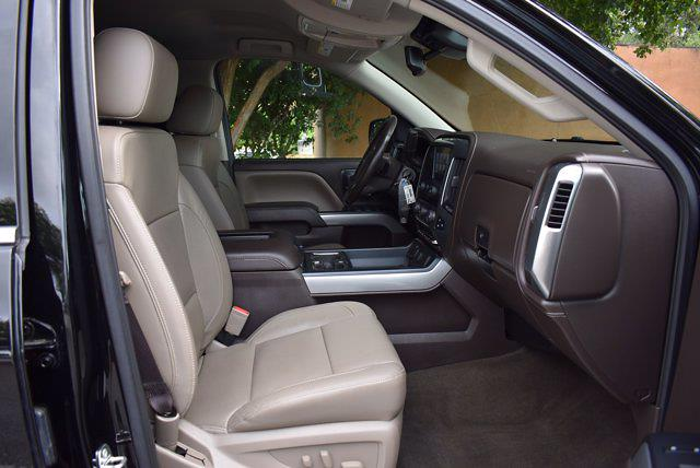 2017 Chevrolet Silverado 1500 Crew Cab 4x4, Pickup #X29786 - photo 27