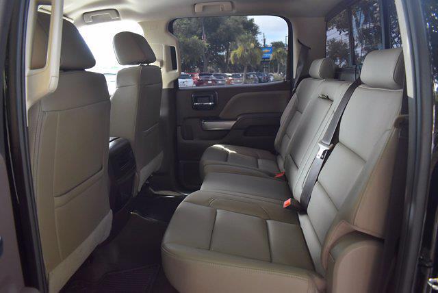 2017 Chevrolet Silverado 1500 Crew Cab 4x4, Pickup #X29786 - photo 30