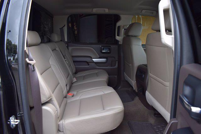 2017 Chevrolet Silverado 1500 Crew Cab 4x4, Pickup #X29786 - photo 32