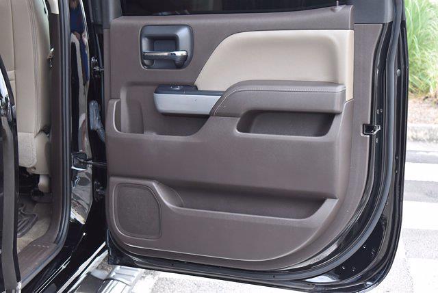 2017 Chevrolet Silverado 1500 Crew Cab 4x4, Pickup #X29786 - photo 34