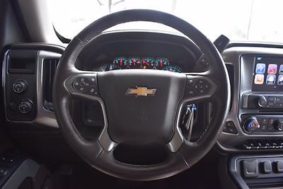 2017 Chevrolet Silverado 1500 Crew Cab 4x4, Pickup #X29786 - photo 14