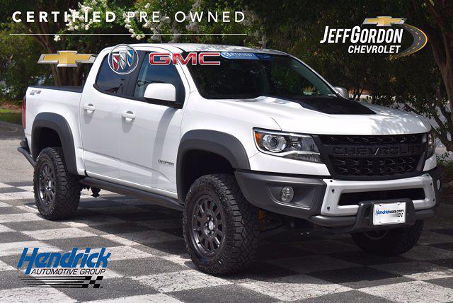 2020 Chevrolet Colorado Crew Cab 4x4, Pickup #X29787 - photo 1