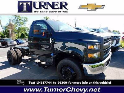 2020 Chevrolet Silverado 4500 Regular Cab DRW 4x2, Cab Chassis #205613 - photo 1