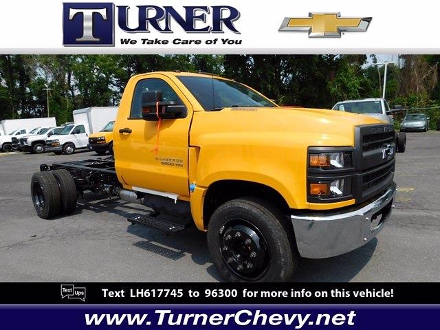 2020 Chevrolet Silverado 4500 Regular Cab DRW 4x2, Cab Chassis #205675 - photo 1