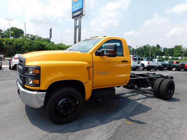 2020 Chevrolet Silverado 4500 Regular Cab DRW 4x2, Cab Chassis #205675 - photo 3