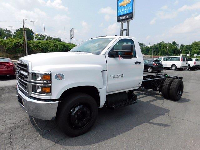 2020 Chevrolet Silverado 4500 Regular Cab DRW 4x2, Cab Chassis #205737 - photo 3