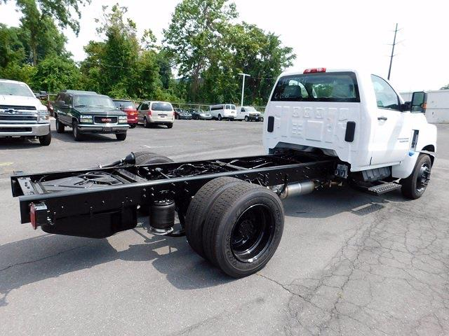 2020 Chevrolet Silverado 4500 Regular Cab DRW 4x2, Cab Chassis #205737 - photo 2