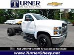 2020 Chevrolet Silverado 4500 Regular Cab DRW 4x2, Cab Chassis #205737 - photo 1