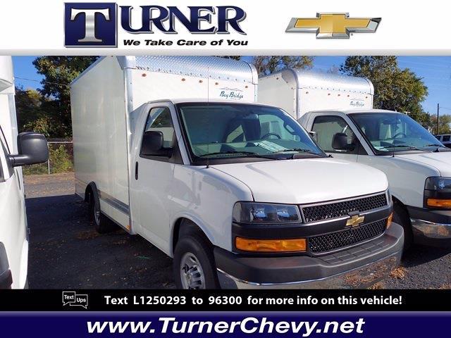 2020 Chevrolet Express 3500 4x2, Bay Bridge Cutaway Van #205892 - photo 1