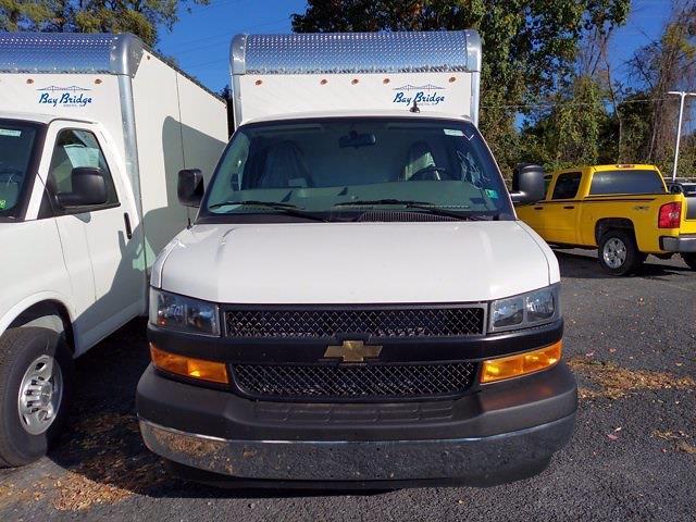 2020 Chevrolet Express 3500 4x2, Bay Bridge FRP Cutaway Van #205893 - photo 3