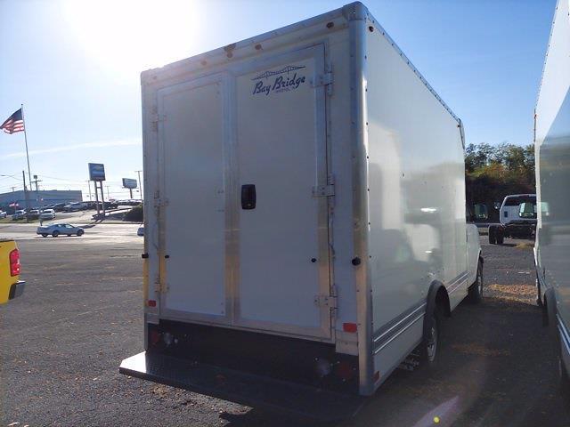 2020 Chevrolet Express 3500 4x2, Bay Bridge FRP Cutaway Van #205893 - photo 2
