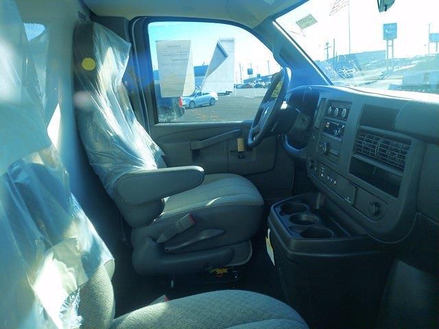 2020 Chevrolet Express 3500 4x2, Bay Bridge FRP Cutaway Van #205893 - photo 8