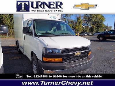 2020 Chevrolet Express 3500 4x2, Bay Bridge FRP Cutaway Van #205893 - photo 1