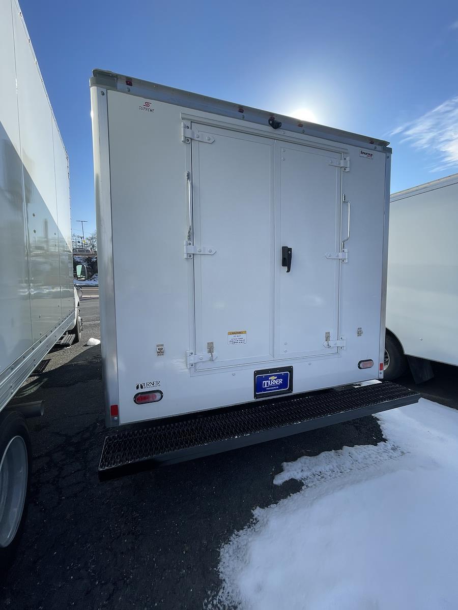2020 Chevrolet Express 3500 4x2, 12' Supreme Spartan Cutaway Cargo Body #205920 - photo 1