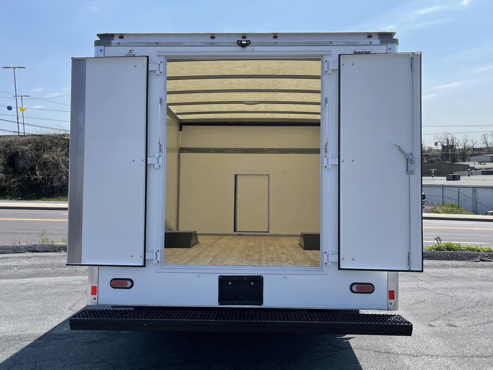 2020 Chevrolet Express 3500 4x2, 12' Supreme Spartan Cutaway Cargo Body #205928 - photo 7