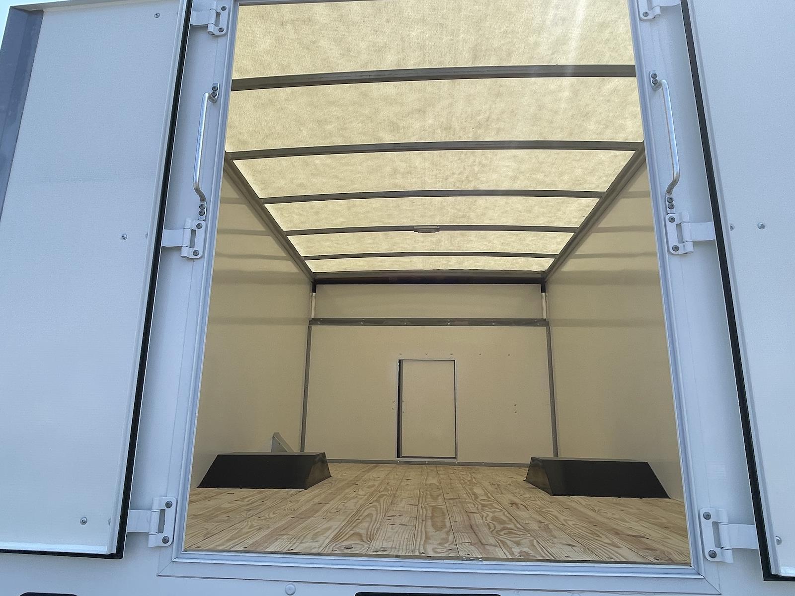 2020 Chevrolet Express 3500 4x2, 12' Supreme Spartan Cutaway Cargo Body #205928 - photo 9