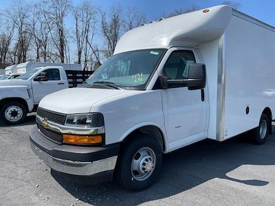 2020 Chevrolet Express 3500 4x2, 12' Supreme Spartan Cutaway Cargo Body #205928 - photo 10