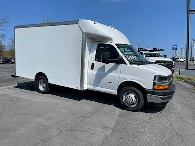 2020 Chevrolet Express 3500 4x2, 12' Supreme Spartan Cutaway Cargo Body #205928 - photo 17
