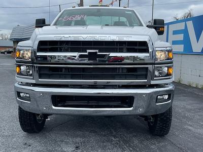 2020 Chevrolet Silverado 4500 Regular Cab DRW 4x4, Cab Chassis #205960 - photo 4