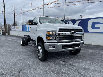 2020 Chevrolet Silverado 4500 Regular Cab DRW 4x4, Cab Chassis #205964 - photo 4