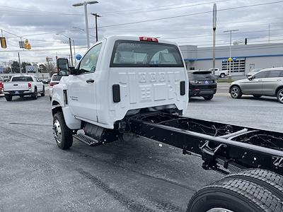 2020 Chevrolet Silverado 4500 Regular Cab DRW 4x4, Cab Chassis #205964 - photo 7