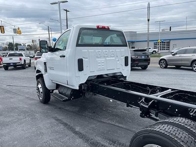 2020 Chevrolet Silverado 4500 Regular Cab DRW 4x4, Cab Chassis #205964 - photo 14