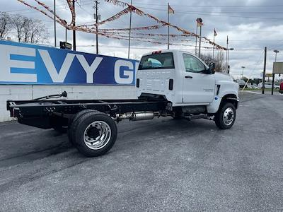 2020 Chevrolet Silverado 4500 Regular Cab DRW 4x4, Cab Chassis #205964 - photo 15
