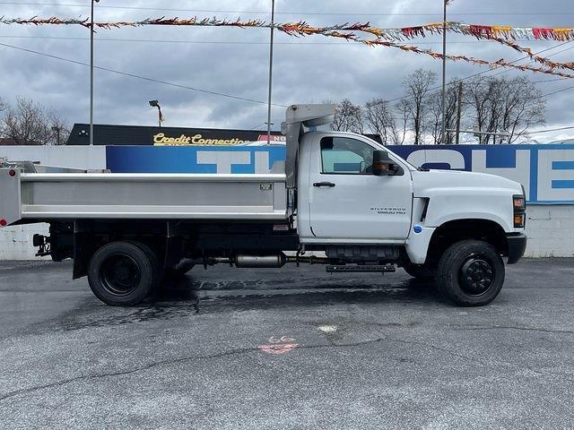 2020 Chevrolet Silverado 4500 Regular Cab DRW 4x4, Galion Dump Body #205977 - photo 14